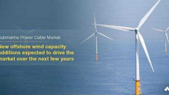 Submarine Power Cable Market to Grow Significantly Owing to Expansion of Offshore Wind