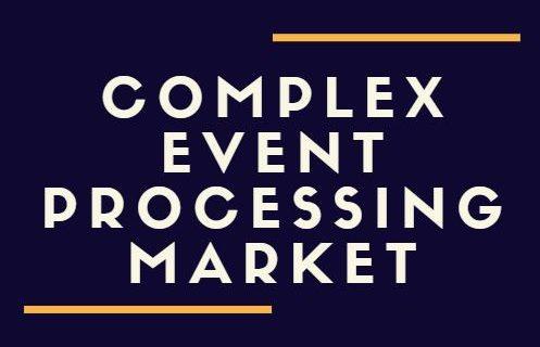 Complex event processing market