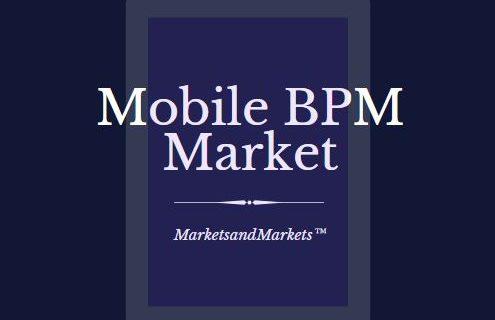 Mobile BPM Market
