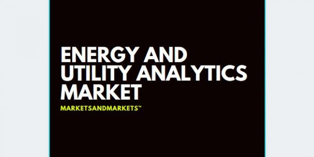 Energy and Utility Analytics Market