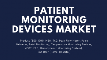 Patient Monitoring Devices Market – Opportunity and Challenges