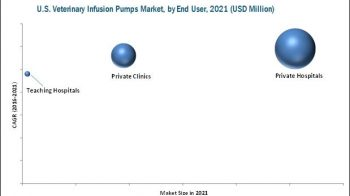US Veterinary Infusion Pumps Market – Top 3 Players and their Market Growth
