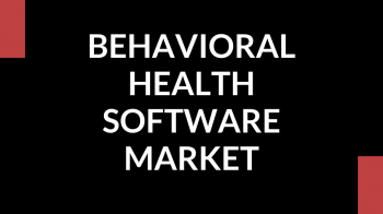 Behavioral Health Software Market 2020 – Future of Healthcare IT, Creating Real Change in the Healthcare Industry