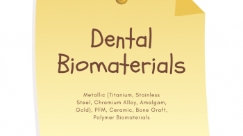 Dental Biomaterials Market 2020 : Worldwide Industry Analysis and New Opportunities Explored