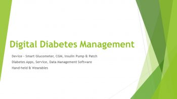 Major Market Dynamics Impacting The Growth of Digital Diabetes Management Market