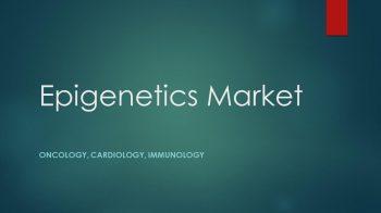 Epigenetics Market | Major Market Dynamics Impacting The Global Industry