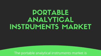 Portable Analytical Instruments Market to reach $9.55 Billion by 2020 at a CAGR 3.3%