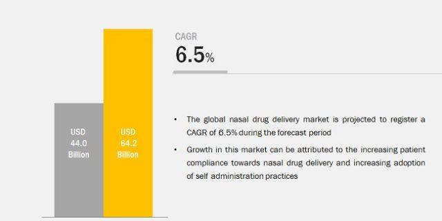 Nasal Drug Delivery Technology Market