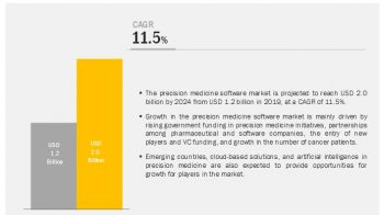 Precision Medicine Software Market Overview and Business Intelligence