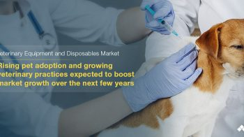 Growth in Companion Animal Population will Drive the Veterinary Equipment Market