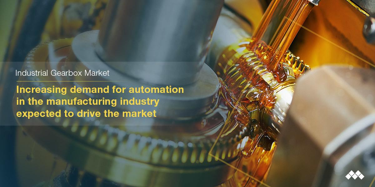 Industrial Gearbox Market: Growth and Opportunities