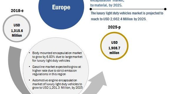 Automotive Engine Encapsulation Market