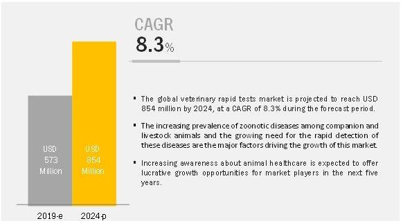 Veterinary Rapid Test Market