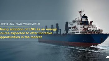 Floating LNG Power Vessel Market will Escalate Rapidly in the Near Future